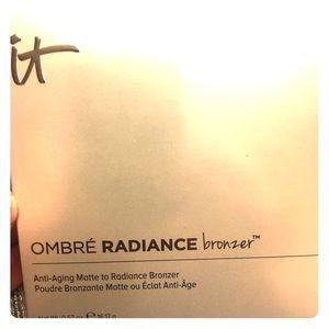 IT cosmetics ombré Radiance bronzer warm radiance
